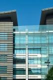 Architecture moderne en parcs scientifiques de Hong Kong photo stock