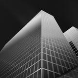 Architecture moderne à Munich, Allemagne Images libres de droits