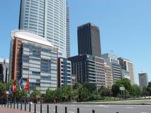 Architecture moderne Sydney Photos libres de droits