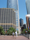 Architecture moderne Sydney Image libre de droits