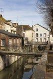 Architecture of Montargis Royalty Free Stock Photo