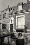 Architecture of Montargis Stock Image