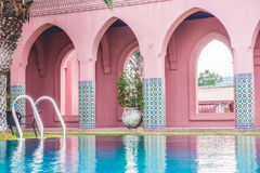 Architecture morocco style Stock Image