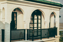 Architecture morocco style Royalty Free Stock Photos