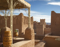 Architecture of Morocco Royalty Free Stock Images