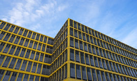 The architecture in Munich in Bavaria Royalty Free Stock Photos