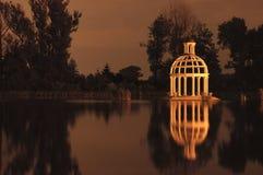Architecture mystique Photographie stock libre de droits