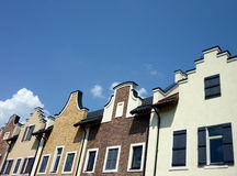 Architecture of Netherlands Stock Photography