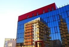 Architecture neuve Photo stock