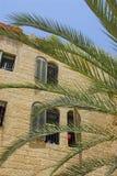 Architecture neuve dans la vieille ville Images libres de droits