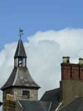Architecture. New-Tudor Stock Photo