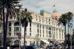 Architecture in Nice, France Royalty Free Stock Photo
