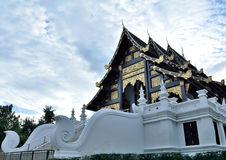 Architecture of northern lanna Royalty Free Stock Images