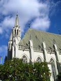 Architecture of Novo Hamburgo, Rio Grande do Sul, Brazil. Cityscape royalty free stock images