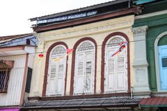 Free Architecture Of  Chinatown Royalty Free Stock Photos - 58162058