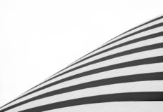 Free Architecture Of Modern Building Pattern Black And White. Stock Image - 167021521
