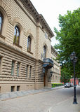 Architecture Of The Old Town Of Riga Stock Photos