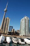 Architecture Of Toronto,CN Royalty Free Stock Photography
