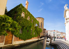 Architecture Of  Venice. Italy. Royalty Free Stock Photos
