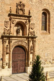 Architecture of the Old City of Salamanca. UNESCO World Heritage Royalty Free Stock Images