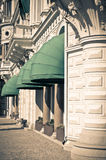 Architecture in Old City of Stockholm Royalty Free Stock Photos
