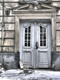 Architecture of old Lvov Stock Images