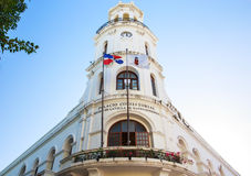 Architecture of old town in Santo Domingo Royalty Free Stock Photo