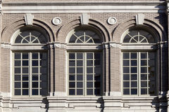 Architecture: Ornate Window Stock Photography