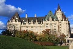 Architecture in Ottawa, Canada Stock Photo