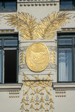 Architecture Otto Wagner Royalty Free Stock Images