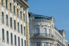 Architecture Otto Wagner Stock Photo