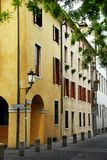Architecture of Padua Stock Photo