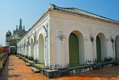 Architecture palace Stock Image