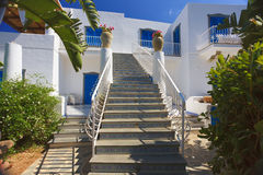 Architecture in Panarea Stock Photography