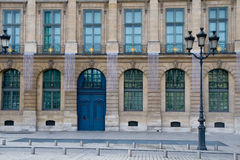 Architecture in Paris Royalty Free Stock Photos