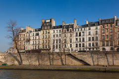 Architecture of Paris Stock Photo