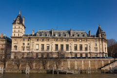 Architecture of Paris Royalty Free Stock Photos