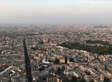 Architecture of Paris Royalty Free Stock Photo