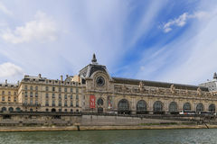 The architecture in paris,france Royalty Free Stock Photography