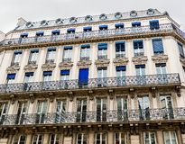 Architecture in Paris Royalty Free Stock Photo