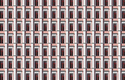 Architecture pattern Royalty Free Stock Photos