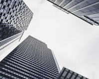 Free Architecture Perspective Building Sky Scraper Business Background Stock Images - 92176304