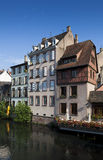 Architecture of the Petite france, Strasbourg Royalty Free Stock Image