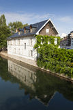 Architecture of the Petite france, Strasbourg Stock Photos