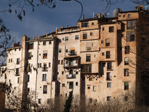 Architecture photos from Cuenca, Spain Stock Photos