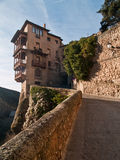 Architecture photos from Cuenca, Spain Stock Images