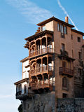 Architecture photos from Cuenca, Spain Royalty Free Stock Photo