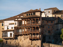 Architecture photos from Cuenca, Spain Stock Photography