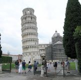 Architecture of Pisa Royalty Free Stock Image