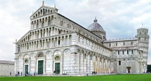 Architecture of Pisa Royalty Free Stock Photos